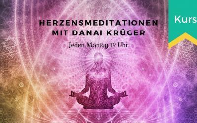 Geführte Meditationen mit Danai Krüger